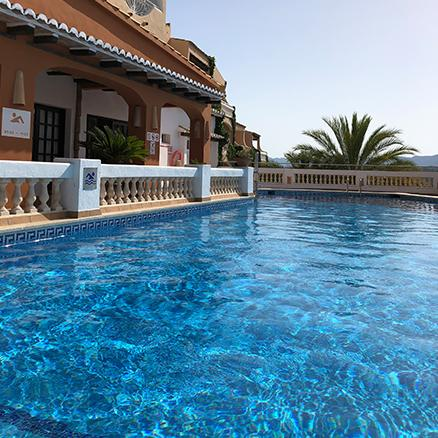Aldea 2 Cala Fornells - Restaurant with Pool