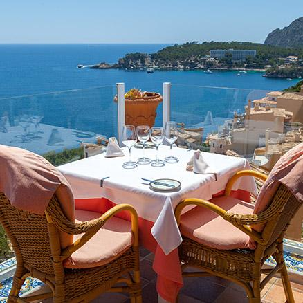 Restaurant La Gritta - Terrace with Views 2